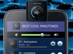 Best Cool Ringtones 2.0 Screenshot