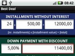 Best Deal 1.3.14 Screenshot