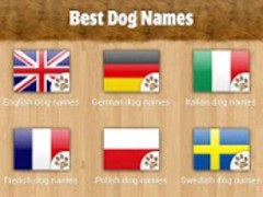 Best Dog Names 1.9 Screenshot