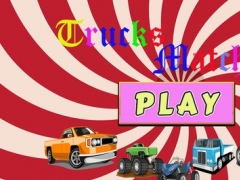 Best Fantasy Truck For Children Matching Cards Games 1.0.0 Screenshot