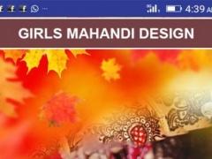 Best Girls Mahandi Design 2017 1.0.1 Screenshot
