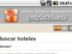 Cheap hotels & hostels finder 0.5.1301764944 Screenshot