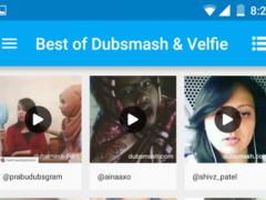 Best Indian Dubsmash & Velfie 3.0 Screenshot