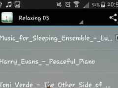 Best Relaxing Music 2016 1.0 Screenshot