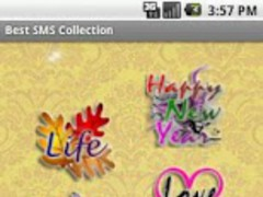 Best SMS Collection 2.0 Screenshot