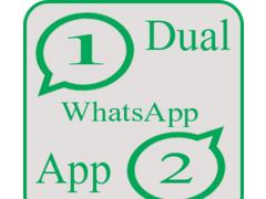 Best Whats Dual App 2016 1.0 Screenshot