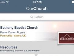 Bethany Baptist Church - Pontypridd 4.3.1 Screenshot