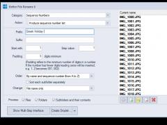 Better File Rename 6.06 Screenshot