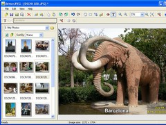 Better JPEG photo editor 2.0.0.9a Screenshot
