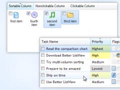 Better ListView 3.15 Screenshot