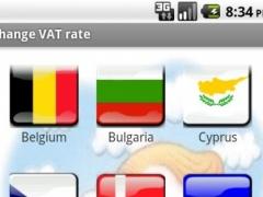 Better VAT Calculator 1.5 Screenshot