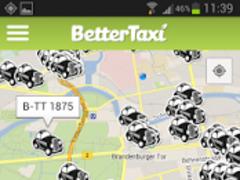 BetterTaxi - Taxi App Germany 2.4.1 Screenshot