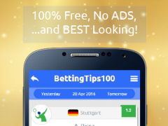 Betting Tips 100 1.3 Screenshot