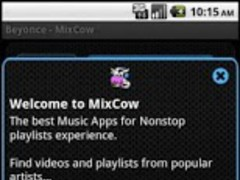 Beyoncé - MixCow 1.0 Screenshot