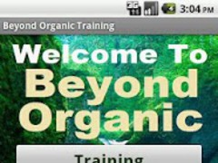 Beyond Organic Business 1.0 Screenshot