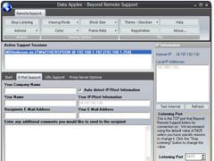 Beyond Remote Support 2007 Screenshot