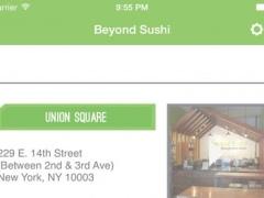 Beyond Sushi 1.4 Screenshot