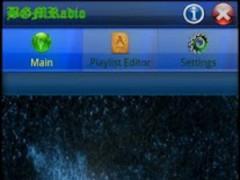 BGMRadio 1.8.2b Screenshot