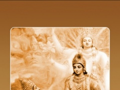 Bhagwat Gita : A part of the Hindu epic Mahabharta - Bhagwad Geeta 1.5 Screenshot