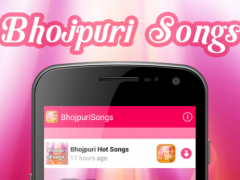 Bhojpuri Songs 1.0 Screenshot