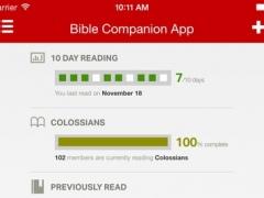 Bible Companion App 3.1.0 Screenshot