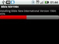 Bible Data(NIV1984) 2.0 Screenshot