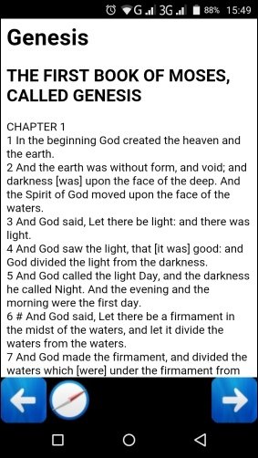 Bible (English, KJV,offline) 1 2 Free Download