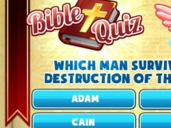 Bible Quiz - Christian & Religion Trivia 1.1 Screenshot