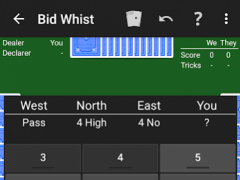 Bid Whist by NeuralPlay 1.42 Screenshot