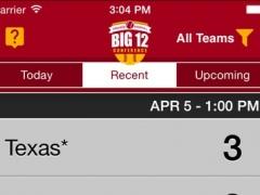 Big 12 Baseball Schedules, Scores, & Radio 5.1.472 Screenshot