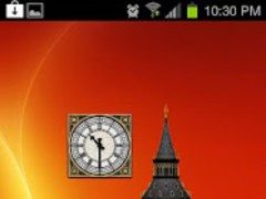 Big Ben Clock Widget Free  Screenshot
