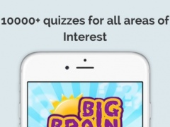 Big Brain Quiz - The Most Famous Guessing Game! 4.4 Screenshot