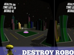 Big City, Bigger Robot - FPS for Google Cardboard 1.0.0 Screenshot