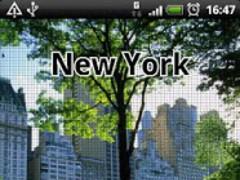 Big City Live Wallpaper Lite 1.0 Screenshot