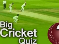 Big Cricket Quiz 1.0 Screenshot