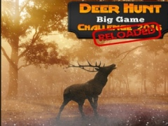 Big Game Wild Deer Hunting Challenge 3D Hunter Reloaded 2016 1.1 Screenshot
