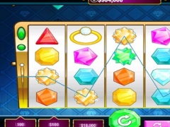 Big Heart Wild Diamond Cash Casino Slots Showdown 1.0 Screenshot