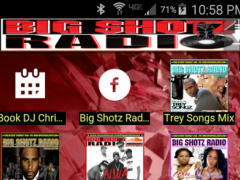 Big Shotz Radio 2.0 Screenshot