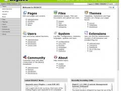 BIGACE 3.0 Screenshot