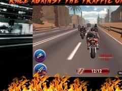 Bike Attack- Death Race  Screenshot