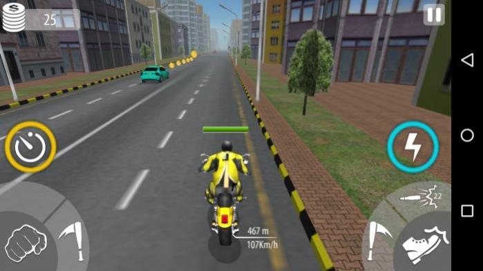 Bike Attack Race: Stunt Rider