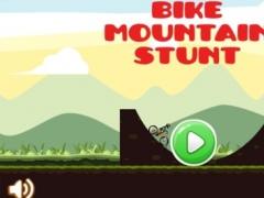 Bike Mountain Stunt 1.0 Screenshot