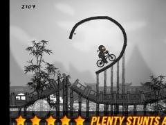 Bike Ninja Escape: Hilybilly Dirt Racing Stunts Master Game Free 1.0.1 Screenshot