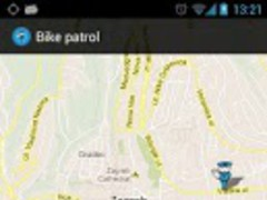 Bike patrol 1.0 Screenshot