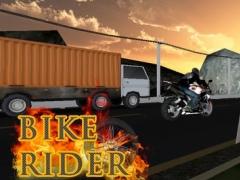 Bike Rider - Impossible Traffic Racer 1.0 Screenshot