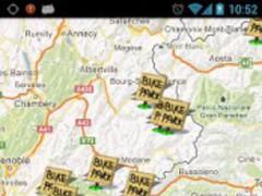 Bikeparks 1.6 Screenshot