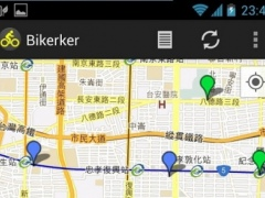Bikerker -YouBike/UBike finder 1.7.5 Screenshot