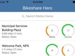Bikeshare Hero 1.2.1 Screenshot
