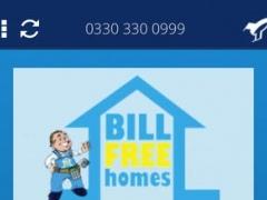 Bill Free Homes 1.1 Screenshot