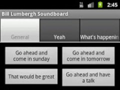 Bill Lumbergh Soundboard 1.0 Screenshot